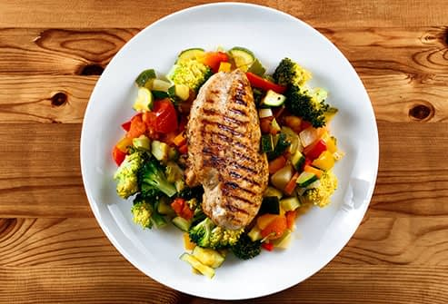 Comida Fitness
