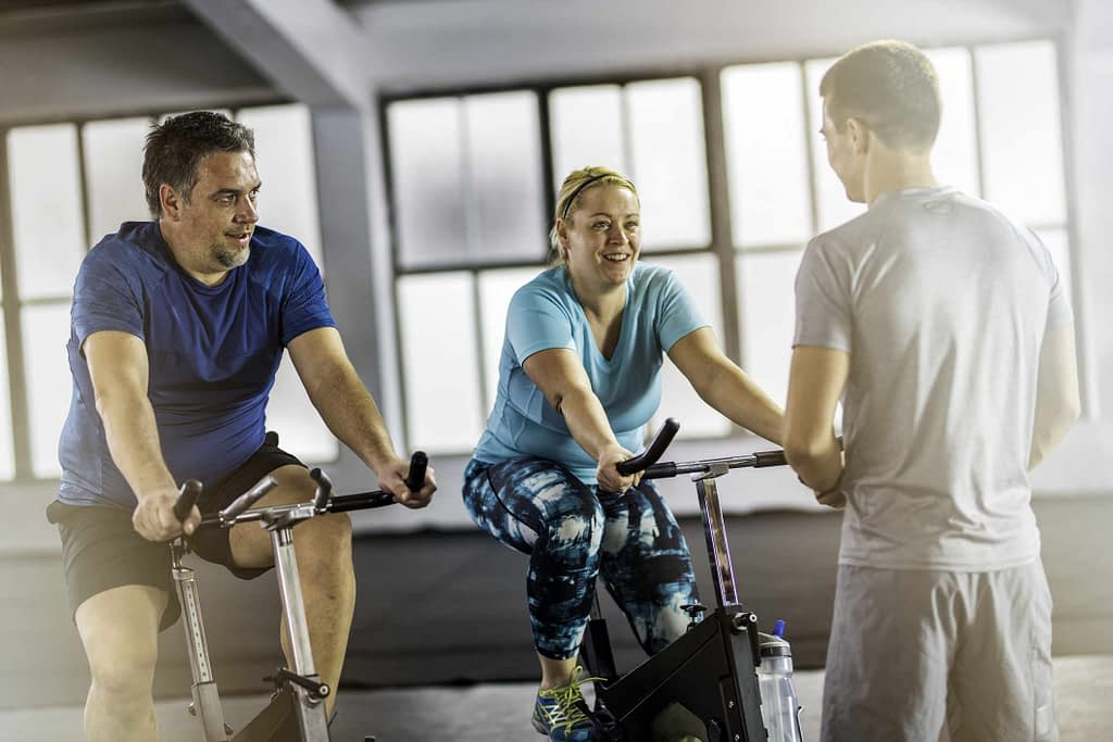 Aumente sua resistência física! Faça treinos cardiorrespiratórios.