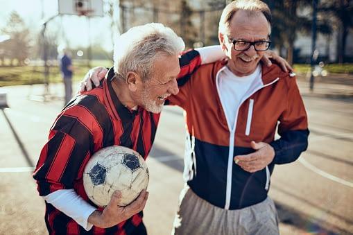Atividades físicas garantem saúde e qualidade de vida a idosos