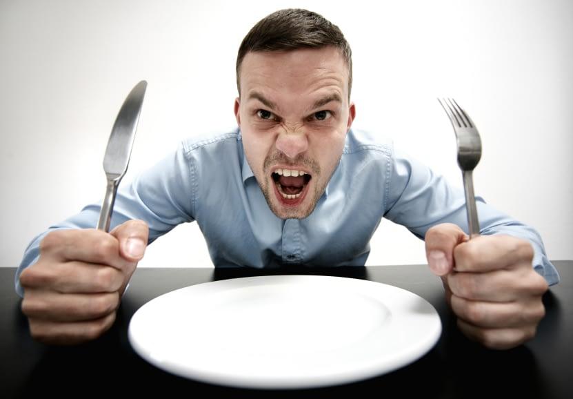 Não comer o suficiente é um grande erro no ganho de massa muscular