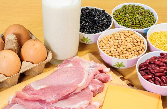 Proteínas para ganhar massa muscular de verdade.