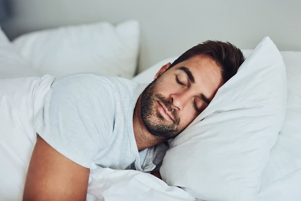 é preciso ter boas noites de descanso para ganhar massa muscular