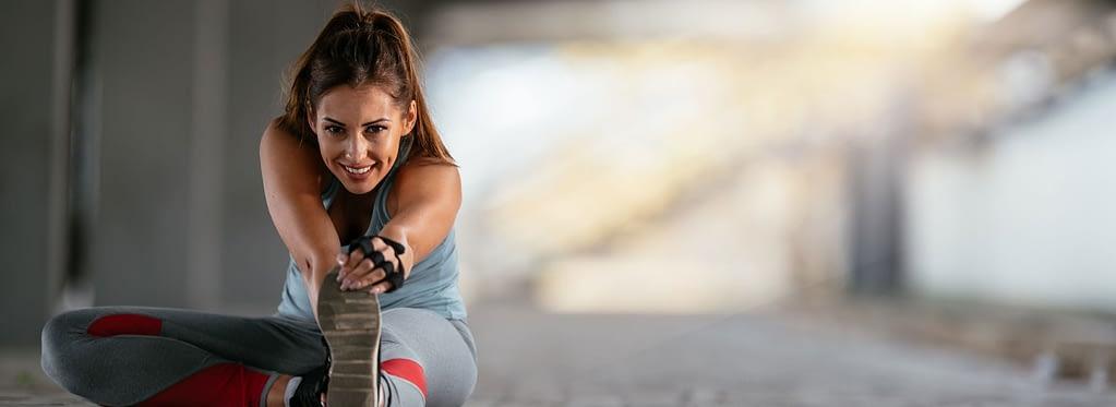 importância de se alongar antes e depois dos exercícios físicos