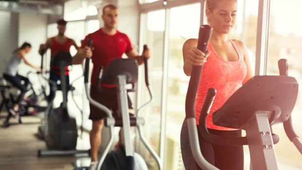 Treine regularmente para ganhar massa muscular de verdade