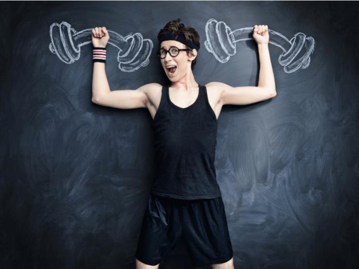 Ectomorfo e o ganho de massa muscular: Confira 5 dicas